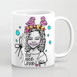 #STUKGIRL ESSA Coffee Mug