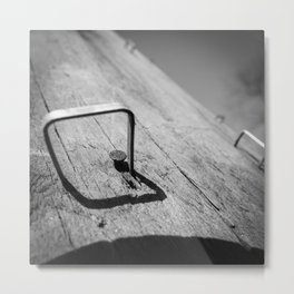Staple Metal Print
