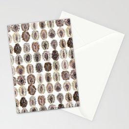 Vulva Diversity Vaginas Stationery Cards