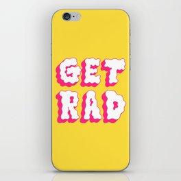 get rad iPhone Skin