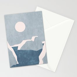 LANDSHAPES / Arctic - Day Stationery Cards