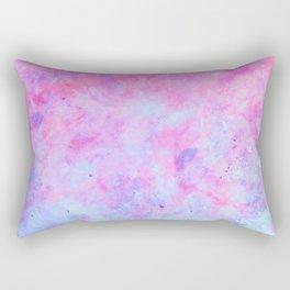 First Love - Original Abstract Art by Vinn Wong Rectangular Pillow