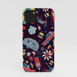 I Heart Route 66 iPhone Case