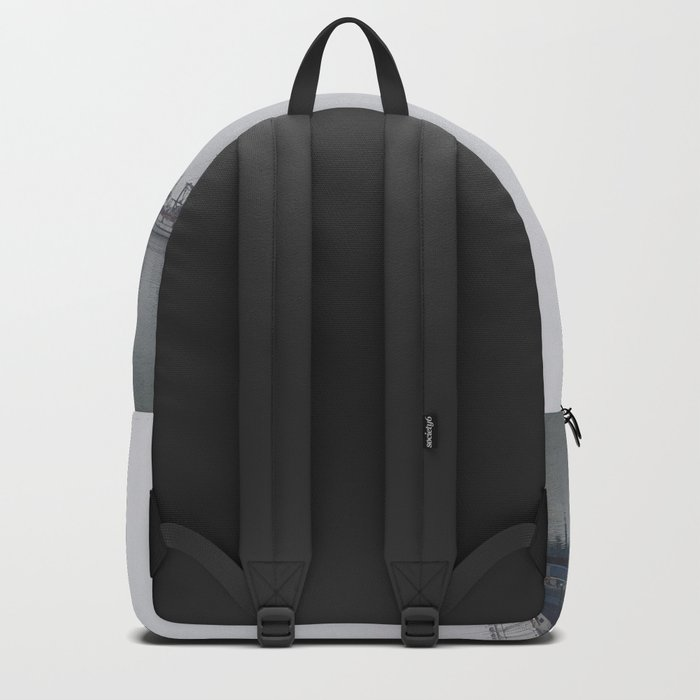 Moored in the Mist Backpack