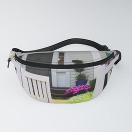 Welcome Gate Fanny Pack