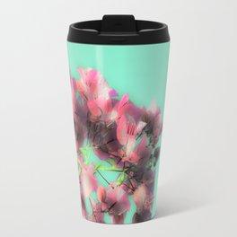 flowers full of light III Travel Mug