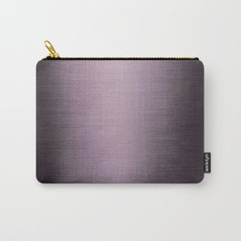 Purple Ombre II Carry-All Pouch