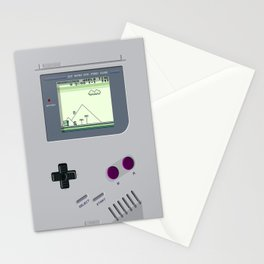 OLD GOOD GAMEBOY Stationery Cards