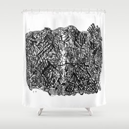 2014 01 01 Shower Curtain