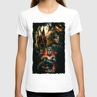 silent hill T-shirts featuring Silent Hill 2 - Atonement  by Tatiana Anor