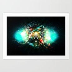 Deadstep (VIP) Art Print