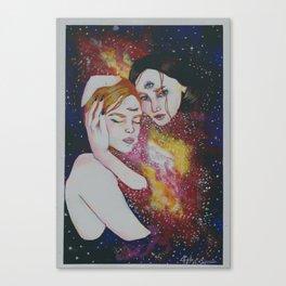 Astronomical Canvas Print