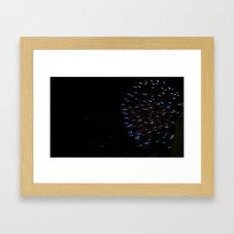 4jul Framed Art Print
