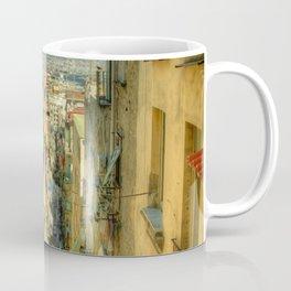 Neapolitan Vesuvius Coffee Mug