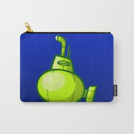 Sub Lime Carry-All Pouch