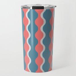 Midcentury Pattern 05 Travel Mug