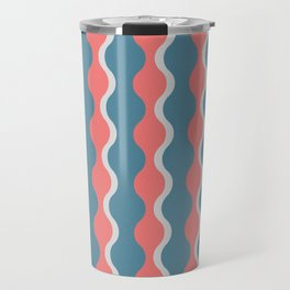 Midcentury Pattern 05 Travel Mug