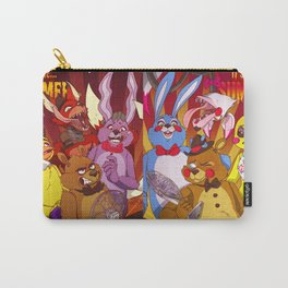 FNAF Summer (Toys version) Carry-All Pouch