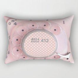Pittsburgh 412  Rectangular Pillow