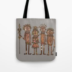 The cannibals Tote Bag