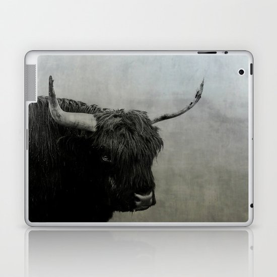 The Lumbering Beast  Laptop & iPad Skin