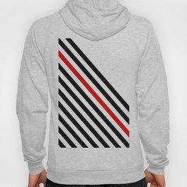 80s stripes Hoody