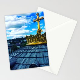 Lourdes Stationery Cards