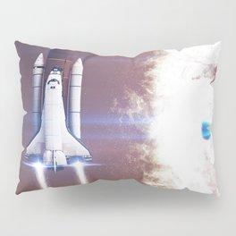 Burning Pillow Sham