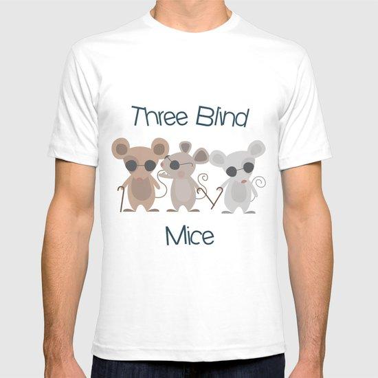 Three Blind Mice T-shirt