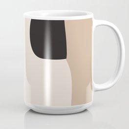 abstract minimal 16 Coffee Mug