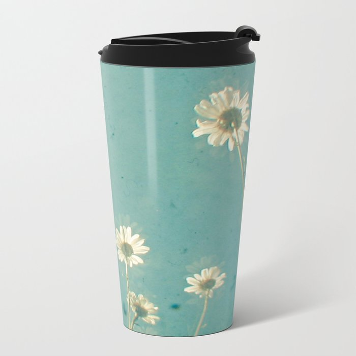 Stand Tall Metal Travel Mug