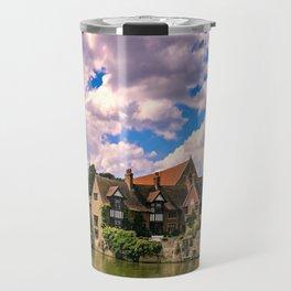 Along the Thames. Travel Mug