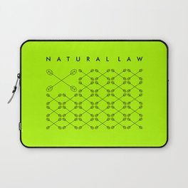NATURAL LAW Laptop Sleeve