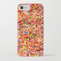 sprinkles iPhone & iPod Cases featuring Sprinkles! by MartiniWithATwist
