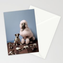 The Family Stationery Cards