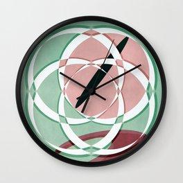 Abstract 2017 050 Wall Clock