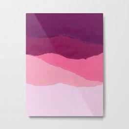 Colores I Metal Print