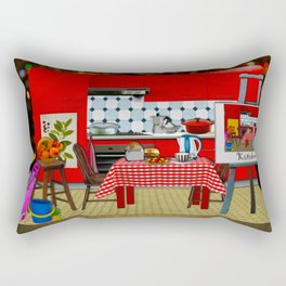 Kitchen Rectangular Pillow