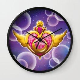 Sailor Moon - Crisis Moon Wall Clock