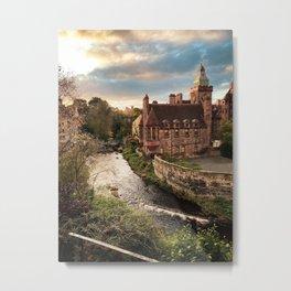 Dean's Village Metal Print