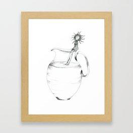 Nice Jugs Framed Art Print