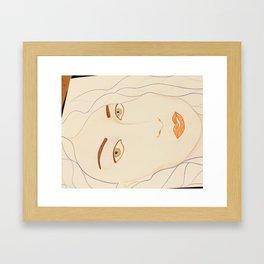 Goddess III Framed Art Print