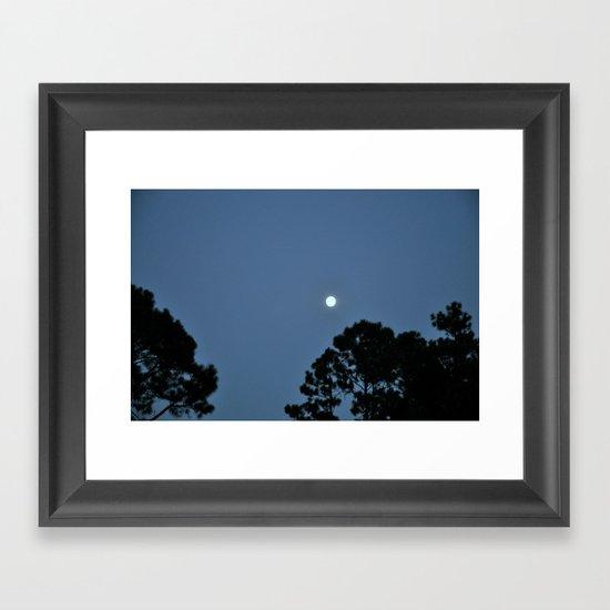 LS I Framed Art Print