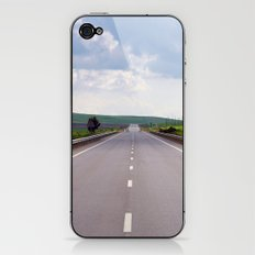 2007 - We Are On A Road To Nowhere (High Res) iPhone & iPod Skin