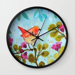 le son de mon coeur Wall Clock