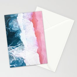 Aerial Coastal View Stationery Cards