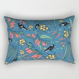 Magpie Muddle Rectangular Pillow