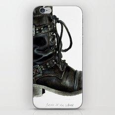 Betree so die Wereld iPhone & iPod Skin