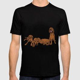 Redbone Coonhounds 2 T-shirt