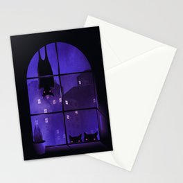 Dream Watchers Stationery Cards